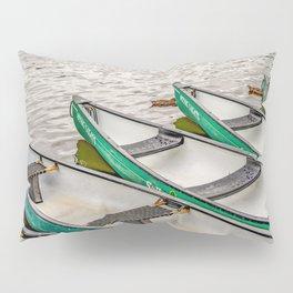 Floating kayaks Pillow Sham