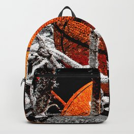 Basketball bounce version 1 Backpack