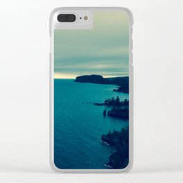 The North Shore Clear iPhone Case