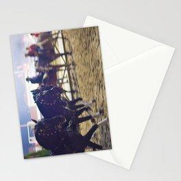 Feira da Golega 2015 3 horses 35 mm Stationery Cards