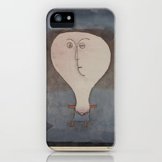 Paul Klee - Fright of a Girl Slim Case iPhone SE
