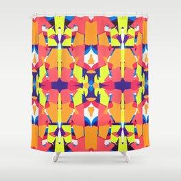 Mozaika3 Shower Curtain