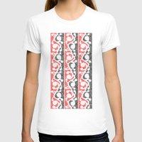 maori T-shirts featuring Maori Kowhaiwhai Distressed Pattern by mailboxdisco