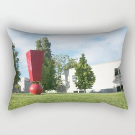 Exclamation! Rectangular Pillow