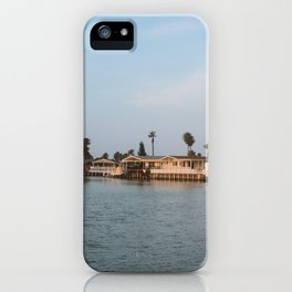 Port Isabel Long Island Village 2 iPhone Case