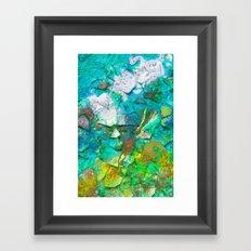 ARREE VERDI Framed Art Print