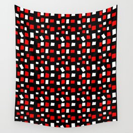 rectangle and abstraction 4-mutlicolor,abstraction,abstract,fun,rectangle,square,rectangled,geometri Wall Tapestry