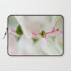 Tiny Trumpet Flower Laptop Sleeve