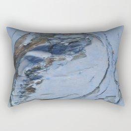 painted knot Rectangular Pillow