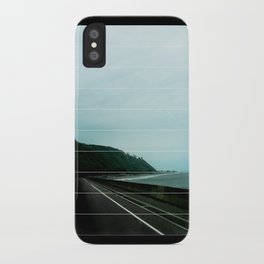 SANTA BARBARA COAST iPhone Case