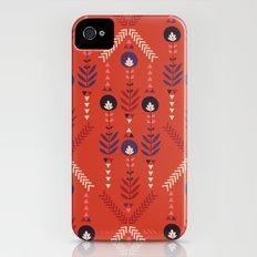 Flora Nativa Slim Case iPhone (4, 4s)