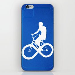 Endless Cycle iPhone Skin