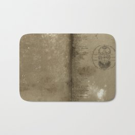 Declaration, a antique paper texture that would look great on a case of any kind. Artist recommends  Bath Mat