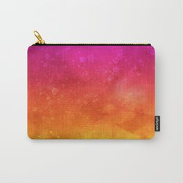 Vivid Ombre Watercolor 11 Carry-All Pouch