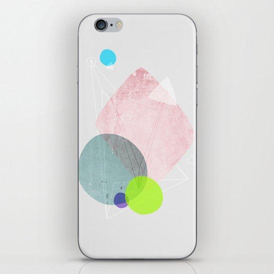 Graphic 123 iPhone Skin