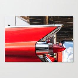 Fins Canvas Print