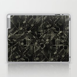 Abstract Collage Patchwork Pattern Laptop & iPad Skin