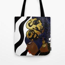 MAKEDA'S CROWN Tote Bag