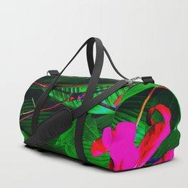 Florida Garden in Bloom Duffle Bag