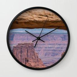 Canyonlands Wall Clock