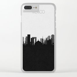 City Skylines: Mexico Clear iPhone Case