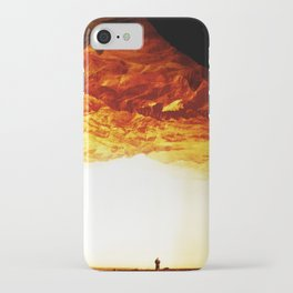 Gold Greed iPhone Case
