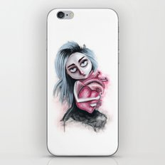 Going to be gone iPhone & iPod Skin