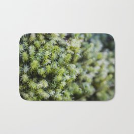 Winter Moss Bath Mat