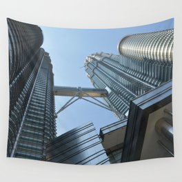 Concourse Level Petronas Twin Tower Wilayah Persekutuan Kuala Lumpur Malaysia Ultra HD Wall Tapestry