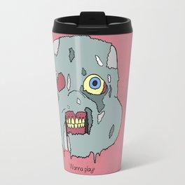 Wanna Play? (Chucky from Child's Play) Travel Mug