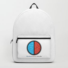 Coded Arts Media Backpack