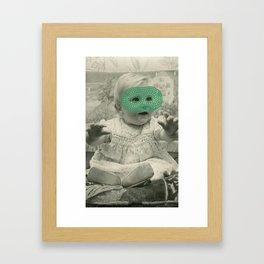 Sweetcorn Framed Art Print