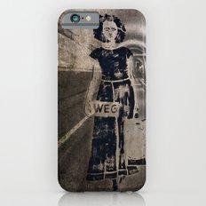 leaving it all behind Slim Case iPhone 6s