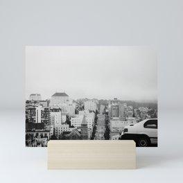 San Francisco 1993 Mini Art Print