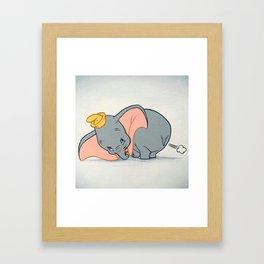 Toot! Framed Art Print