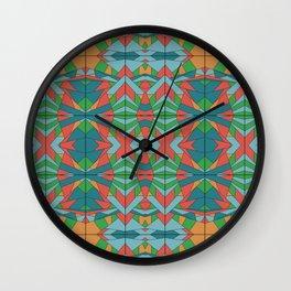 CVPA20030 Geometric Pattern Wall Clock