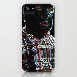 Acid Baby iPhone Case