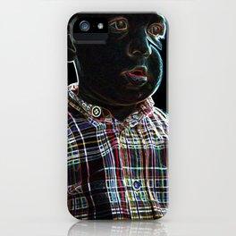 Acid Baby iPhone Case
