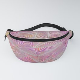 Polyhedron Fanny Pack