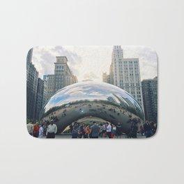 Chicago Bean Bath Mat