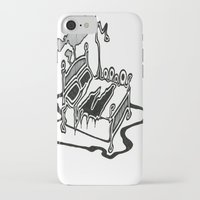 dessert iPhone & iPod Cases featuring Dessert by Abstractink82