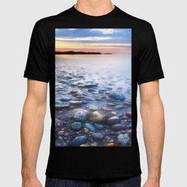 Blue Pearls - Massachusetts T-shirt