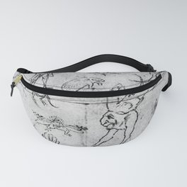 Creatures from Hell Fanny Pack