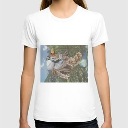 Over the Pond T-shirt