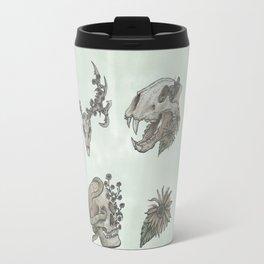 Patterns of Nature Travel Mug