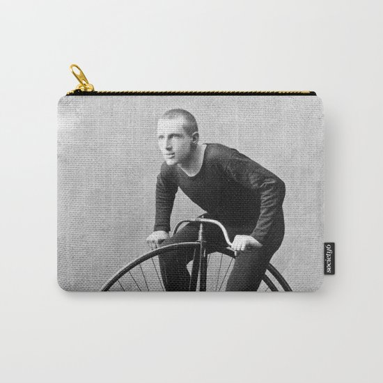 Velocipede racer Carry-All Pouch