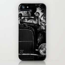 Indiana Car iPhone Case