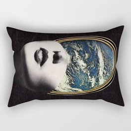 World in your mind Rectangular Pillow