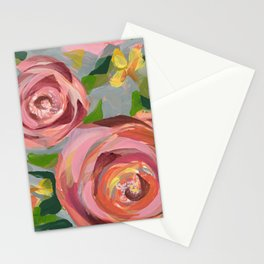 Platinum Rose Stationery Cards