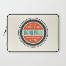 Vote Rand Paul 2016 Laptop Sleeve